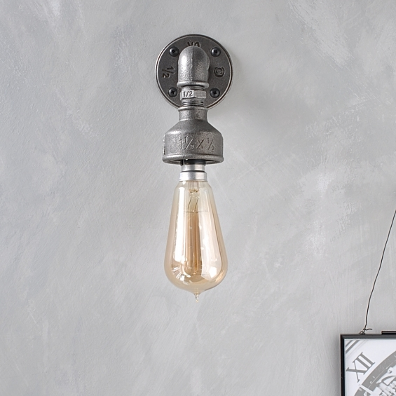 Industrial Single Wall Light
