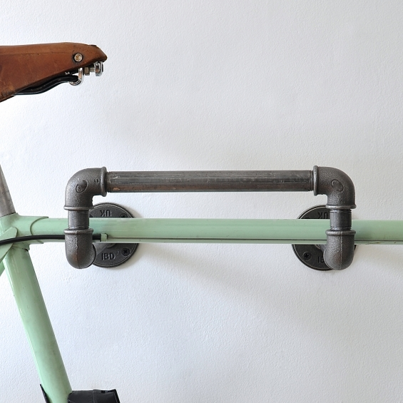 Industrial Bike Rack