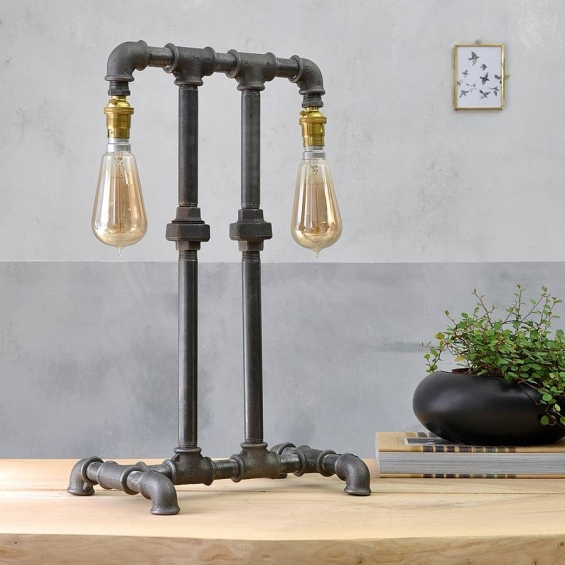 spitalfields industrial desk lamp