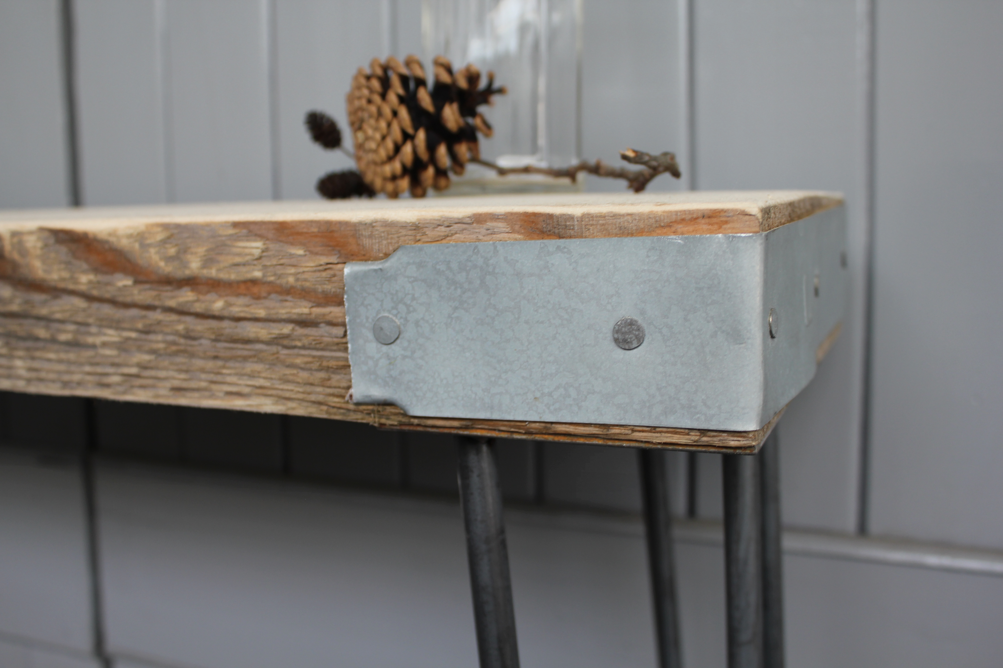 Manhattan industrial console table ma design geotapseo Image collections