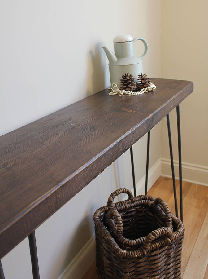 Industrial Style Console Table M 246 A Design